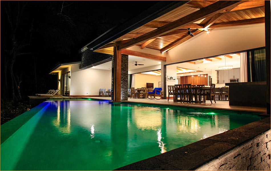 Unbelievable luxury vacation rental on Costa Rica, Mais Pal and the beaches of Santa Teresa.